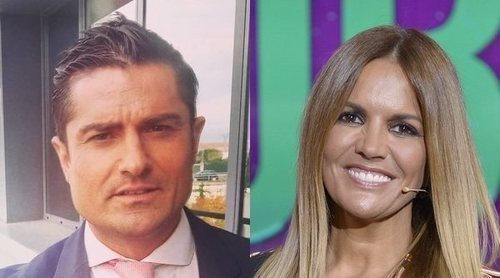 Marta López y el periodista Alfonso Merlos se convierten en la pareja sorpresa del momento