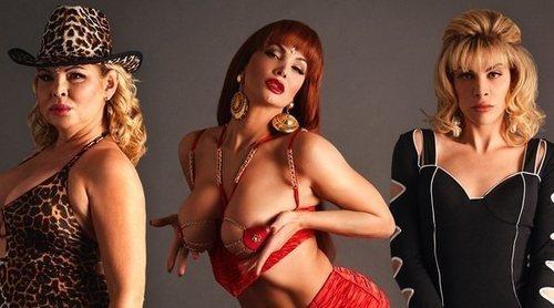 Isabel Torres, Daniela Santiago y Jedet, las actrices que darán vida a La Veneno en la biopic de los Javis