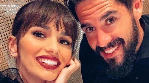 Isco Alarcón y Sara Sálamo celebran dos años llenos de amor: 'Nos elegimos para caminar de la mano'