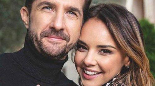Chenoa posa con Miguel Sánchez Encinas antes de casarse: 'Él es el hombre indicado'