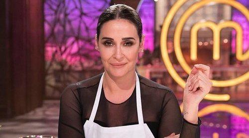 Vicky Martín Berrocal y Boris Izaguirre, primeros finalistas de 'MasterChef Celebrity 4'