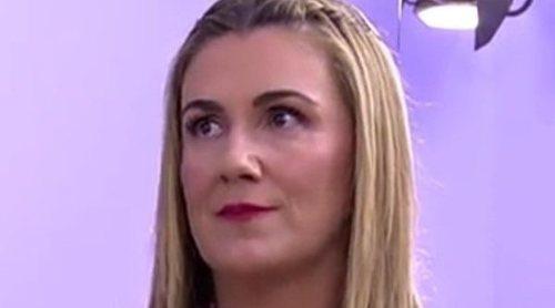 Carlota Corredera, obligada a hacer pis en una papelera mientras esperaba una sorpresa de 'Sálvame'