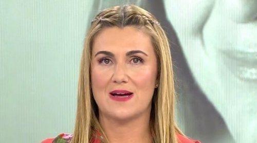 Carlota Corredera desvela las motivaciones que le han llevado a escribir 'Hablemos de nosotras'