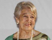 Muere Asunción Balaguer a los 94 años