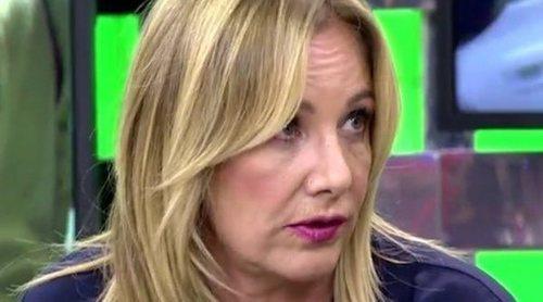 Belén Rodríguez habla de sus problemas con Antonio David Flores: 'Es una persona que nunca me ha gustado'
