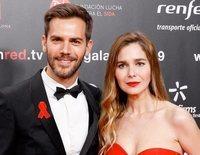 Natalia Sánchez y Marc Clotet anuncian que serán padres por segunda vez en 2020