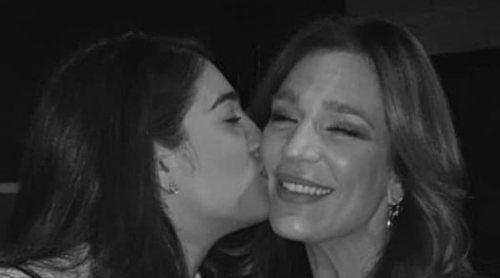 La tierna foto con la que Raquel Bollo ha presumido del embarazo de Alma Cortés