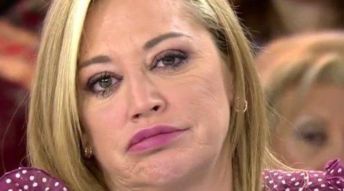 Belén Esteban responde al dardo que le manda Sofía Suescun: 'No me hacéis daño'