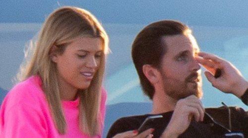 Scott Disick y Sofia Richie disfrutan de unas vacaciones a bordo de un yate en Miami
