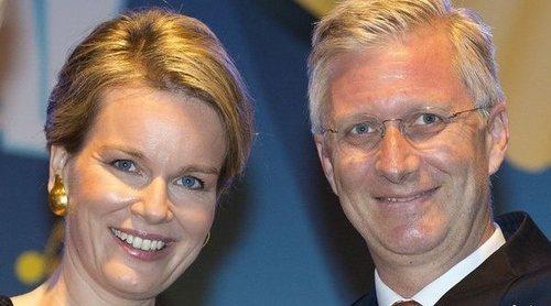 Felipe y Matilde de Bélgica hablan por primera vez sobre cómo vivieron el anuncio de su compromiso