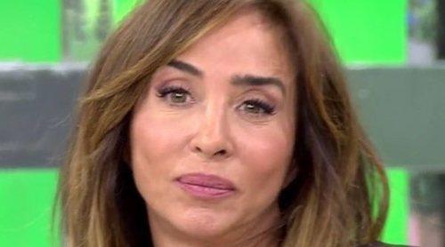María Patiño oficializará su boda pero no invitará a nadie de 'Sálvame' salvo a Belén Esteban y Jorge Javier