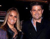 Marta López y Alfonso Merlos hacen oficial su relación rodeados de compañeros de profesión