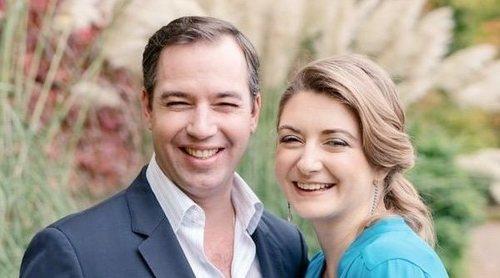 Los Grandes Duques Herederos Guillermo y Stéphanie de Luxemburgo están esperando su primer hijo