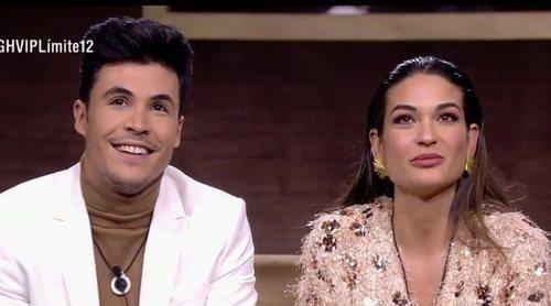 Estela recibe la visita de Kiko Jiménez en 'GH VIP 7': 'No estoy confusa, quiero recuperar mi vida de fuera'