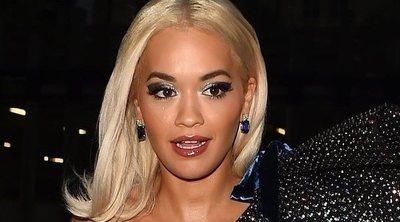 Rita Ora y Rafferty Law, hijo de Jude Law, hacen oficial su relación
