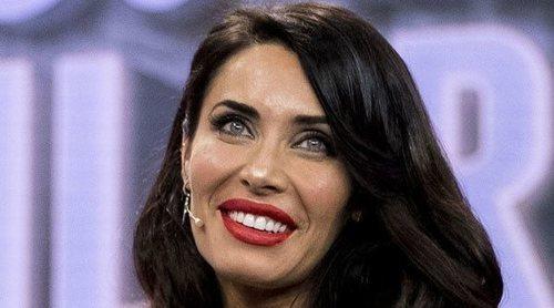 Pilar Rubio inaugura la Navidad con sus tres hijos, la primera casada con Sergio Ramos