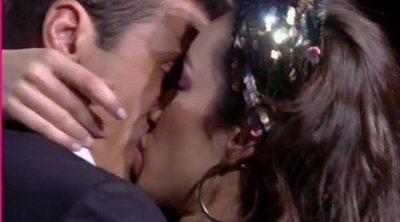 Adara y Hugo Sierra terminan besándose después de reencontrarse en 'GH VIP 7'