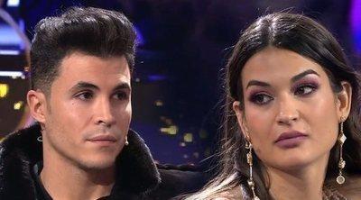 Estela Grande, directa a por Kiko Jiménez tras su expulsión de 'GH VIP 7': 'Eres un mierda'