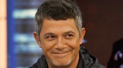 Alejandro Sanz descubre en 'El hormiguero' que tendrá estrella en el Paseo de la Fama de Hollywood