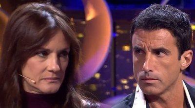 La advertencia de la madre de Adara a Hugo Sierra en su reencuentro en el plató de 'GH VIP 7'