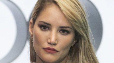 La decepción de Alba Carrillo al no tener ningún mensaje de Santi Burgoa en 'GH VIP 7'