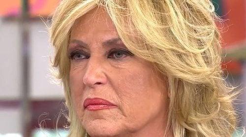 Lydia Lozano estalla contra sus compañeros de 'Sálvame' por Anabel Pantoja: 'Sois patéticos'