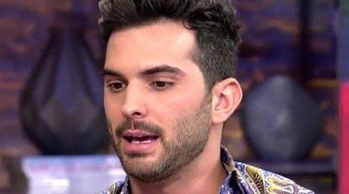 Suso Álvarez desvela las intenciones de Hugo Sierra cuando Adara salga de 'GH VIP 7'