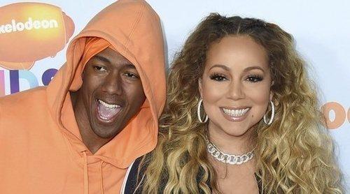 Nick Cannon defiende a su ex Mariah Carey ante los ataques de Eminem