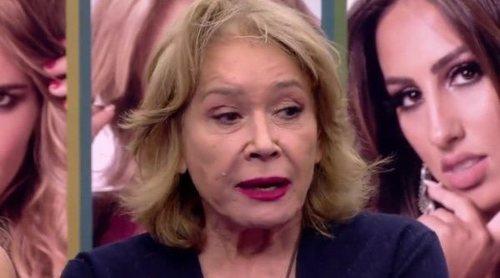 La decepción de Mila Ximénez con María Patiño a las puertas de la final de 'GH VIP 7': ¿Cómo no te vas a amargar?
