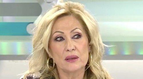Rosa Benito: 'Si el chalé de Rocío Jurado está a nombre de Fidel Albiac, me daría mucha pena'