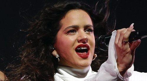Belén Esteban, Mario Casas, Almodóvar, Laura Matamoros... Nadie se quiso perder el concierto de Rosalía