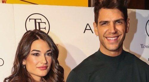 Estela Grande y Diego Matamoros, muy felices: 'Nuestro matrimonio se encuentra por encima de todo'