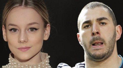 Ester Expósito niega los rumores de su romance con Karim Benzema: 'Fake News'