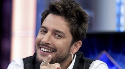 Manuel Carrasco, en 'El Hormiguero': 'Fui a juicio por tirar una pandereta al público de un concierto'