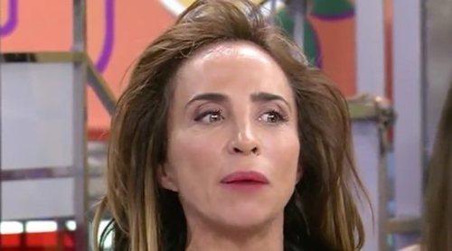 María Patiño, embajadora del amor en 'Sálvame':