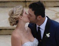 El aclamado golfista Jon Rahm se casa en Bilbao con Kelley Cahill estadounidense Kelley Cahill