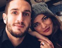 Koke Resurrección y Beatriz Espejel comparten su primera foto familiar con su hijo Leo