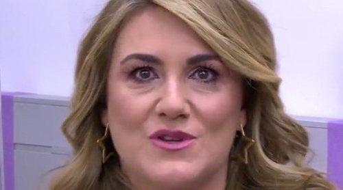 Las lágrimas de emoción de Carlota Corredera al ser nombrada 'Viguesa distinguida'