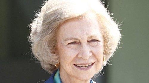 La opinión de la Reina Sofía sobre Mar Torres, novia de su nieto Froilán