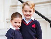 Las preguntas sobre las personas sin hogar que los Príncipes Jorge y Carlota hacen al Príncipe Guillermo