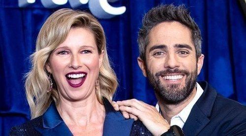 Anne Igartiburu y Roberto Leal, encantados con volver a ser presentadores de las Campanadas 2019