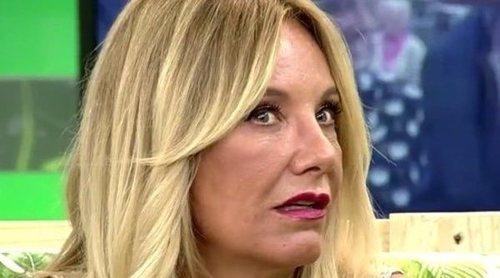 Belén Rodríguez no aguanta la presión y decide abandonar 'Sálvame' tras el fichaje de Antonio David Flores