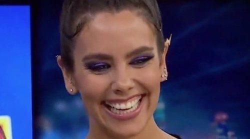 Cristina Pedroche desvela su verdadera opinión sobre su figura de cera: 'Ha quedado un poco muñeca'