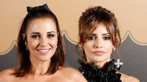 Paula Echevarría, Marta Torné, Mónica Cruz y Marta Torné cierran 'Velvet Colección' con mucho glamour