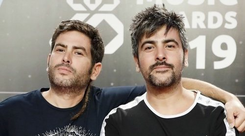 Los clásicos más cañeros de Estopa se mezclan con su 'Fuego' en un íntimo concierto en Madrid