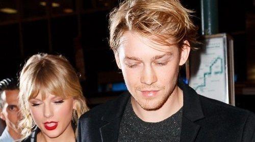Joe Alwyn, entusiasmado por aparecer en las canciones de amor de Taylor Swift
