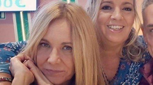 Belén Rodríguez se reconcilia con Carmen Borrego tras abandonar 'Sálvame'