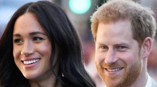 El Príncipe Harry y Meghan Markle, de vacaciones en Canadá con su hijo Archie Harrison