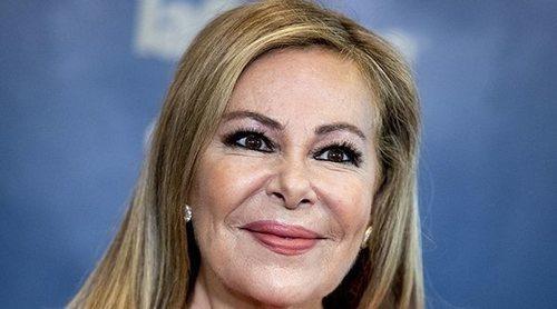Ana Obregón responde a Antonia Dell'Atte para defender a Alessandro Lequio