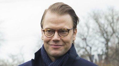 Daniel de Suecia habla sobre el sufrimiento que vivió por su enfermedad renal
